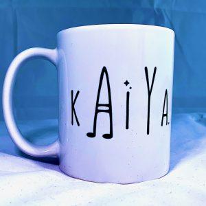kaiya mug logo kiya